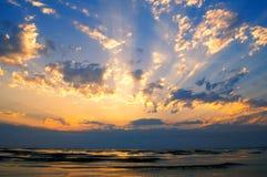 горизонт рая помоха Стоковые Фото