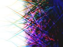 горизонт темноты 3 иллюстрация вектора