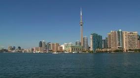 Горизонт Торонто, Канада акции видеоматериалы