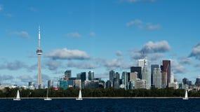Горизонт Торонто Стоковые Изображения