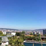 Горизонт Цюрих-севера Стоковая Фотография RF