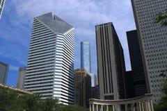 Горизонт Чикаго Стоковое фото RF