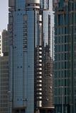 горизонт Abu Dhabi Стоковая Фотография