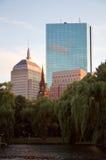горизонт boston Стоковое Изображение