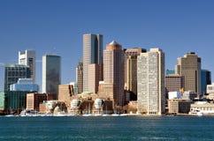 горизонт boston Стоковые Изображения RF
