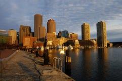 горизонт boston Стоковые Изображения