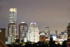 Горизонт Buenos Aires Стоковые Фотографии RF
