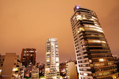 Горизонт Buenos Aires Стоковая Фотография