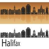 Горизонт Halifax V2 Стоковые Фото