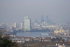 горизонт london Стоковое фото RF