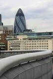горизонт london Стоковые Изображения