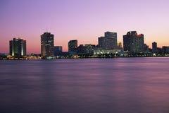 Горизонт New Orleans Стоковые Фото