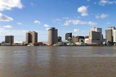 горизонт New Orleans Стоковые Изображения RF