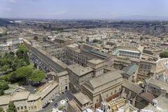 горизонт rome стоковое изображение rf