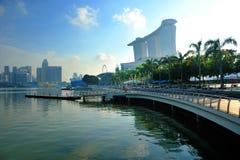 горизонт singapore Стоковые Фото