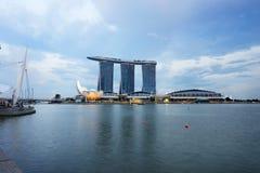 горизонт singapore Стоковая Фотография RF