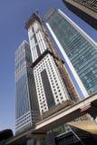 горизонт UAE Дубай стоковая фотография rf