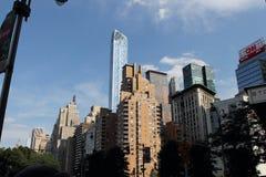 горизонт york парка главного города новый Стоковые Изображения