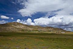 гористая местность Стоковое Фото