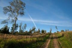 Гористая дорога Стоковые Фотографии RF