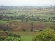 Гористые местности Boko Стоковые Изображения