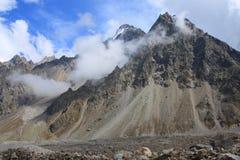 гористые местности caucasus Стоковые Фото