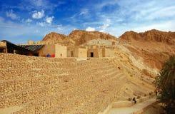 гористый оазис Тунис стоковая фотография rf