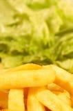 горит салаты Стоковое Фото