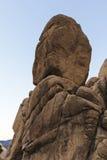 Горная порода - национальный парк дерева Иешуа, Калифорния Стоковое Изображение RF