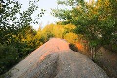 Горная тропа Стоковое Фото