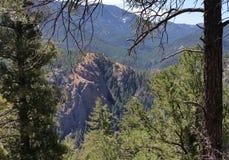 Горная цепь Колорадо Стоковые Изображения