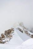 горная цепь Стоковое Изображение