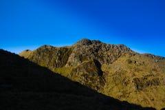 Горная цепь Snowdonia стоковое фото