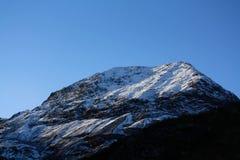 Горная цепь Snowdonia стоковые фотографии rf