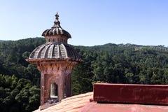Горная цепь Spectacular Sintra Стоковые Изображения RF
