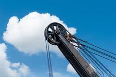 Горное оборудование или минируя машинное оборудование, бульдозер, затяжелитель колеса, s Стоковая Фотография