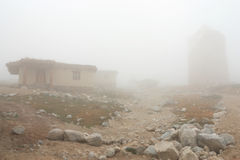 горное село Стоковые Изображения RF