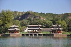 Горнолыжный курорт Chengde Стоковая Фотография RF