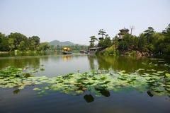 Горнолыжный курорт Chengde Стоковое Изображение RF