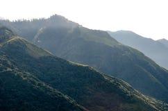 Горные склоны Стоковое Изображение RF