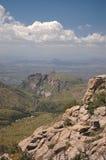 горный вид Аризоны Стоковое Изображение RF