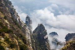 горный пик Стоковое Фото
