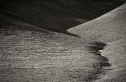 горный склон текстурировал Стоковое фото RF