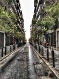 города стоковые изображения rf