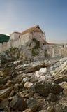 городище montenegro budva стоковые фотографии rf