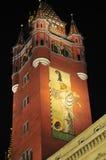 городок башни залы Стоковые Фото