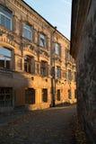 Городок Вильнюс старый Стоковое Фото