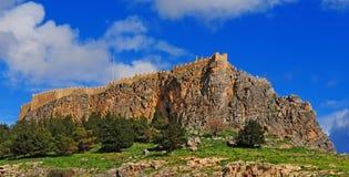 городок древнегреческия стоковые изображения rf