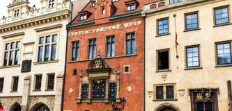 городок квадрата республики prague лошади экипажа чехословакский нарисованный старый Стоковые Фотографии RF