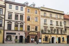Городок Люблина старый, Польша Стоковое Изображение
